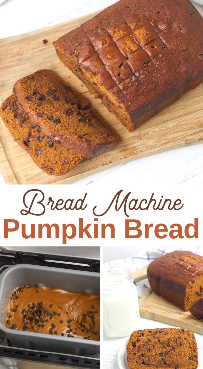 yummy pumpkin bread for dessert or snack