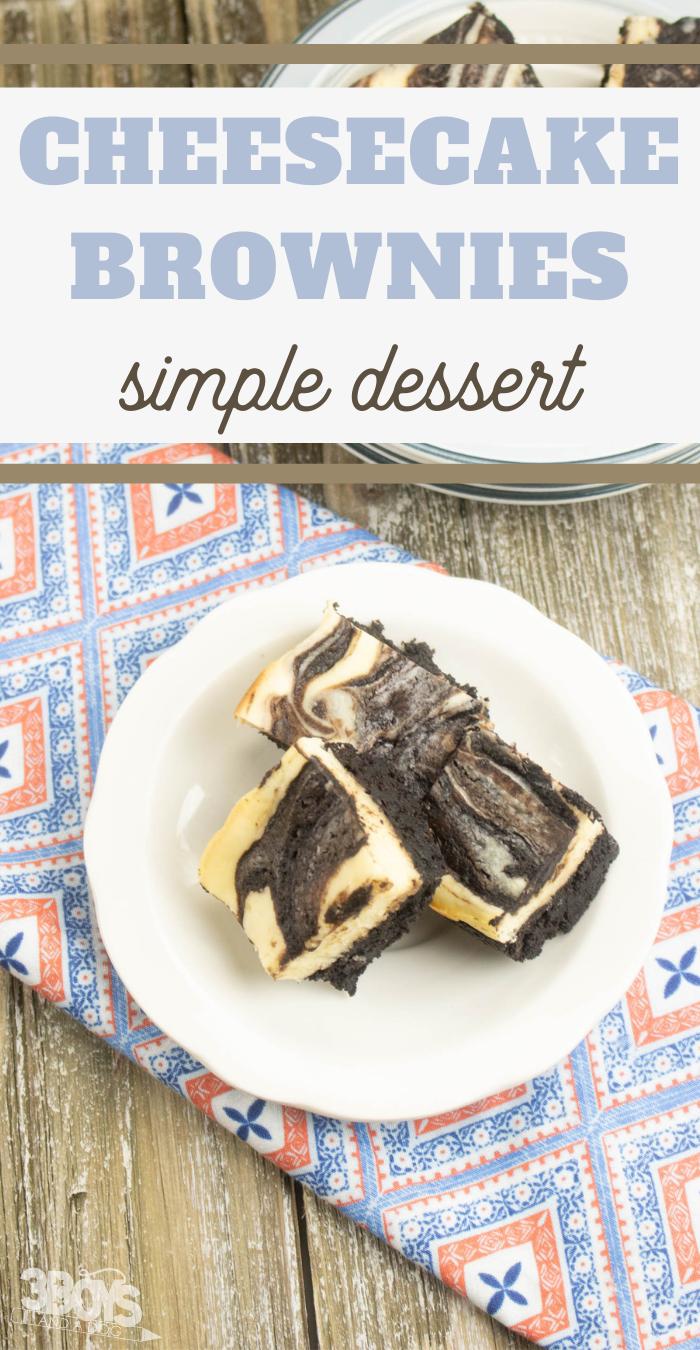 cheesecake brownie squares recipe