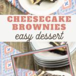 cheesecake brownie squares
