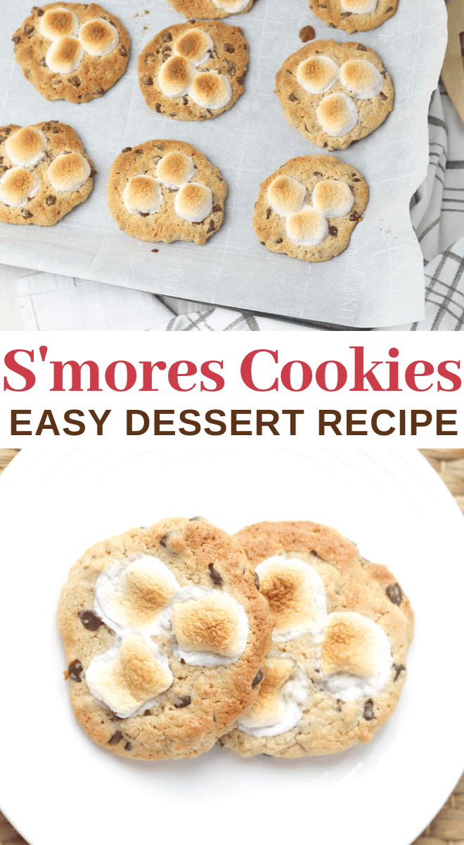 cookie smores recipe