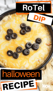 halloween rotel dip