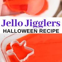 Halloween Jello Jigglers