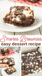 best s'mores brownies recipe