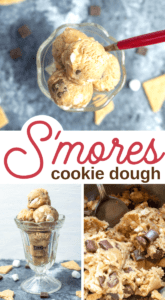 best s'mores cookie dough recipe