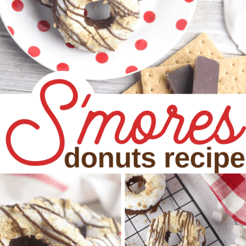 S'mores Donuts Recipe