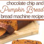 pumpkin dessert recipe with mini chocolate chips