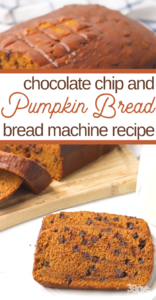 pumpkin dessert recipe with mini chocolate chips