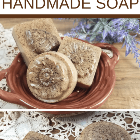 Hazelnut Soap Recipe