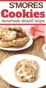 cookie smores dessert recipe