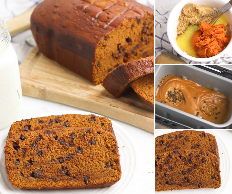 the perfect bread recipe for your bread machine from pumpkin puree