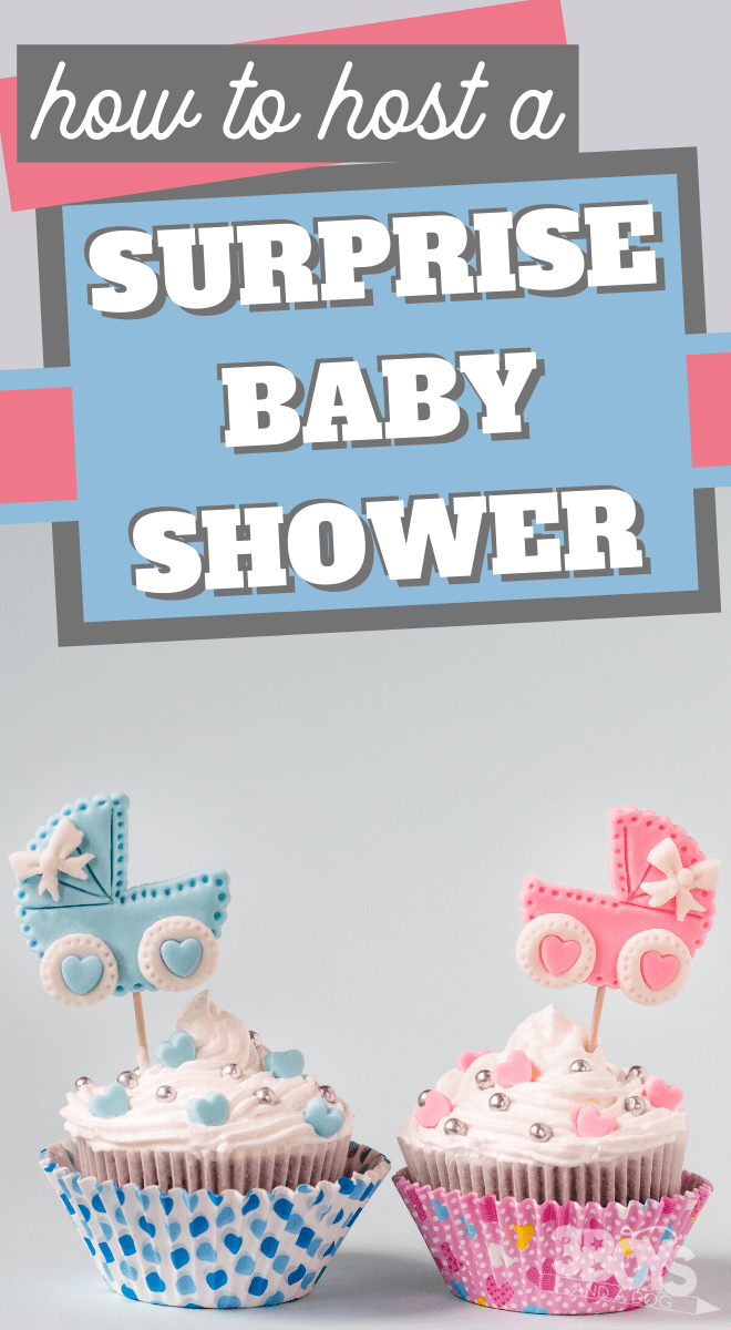 the ultimate guide to hosting a surprise baby shower