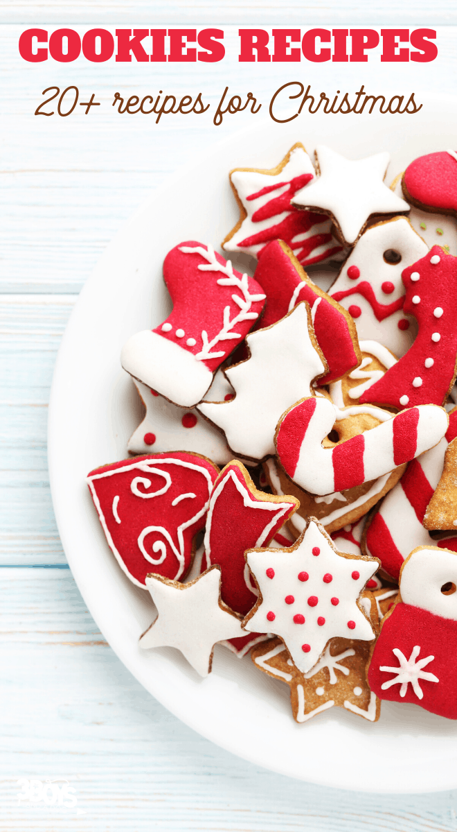 Over 20 delicious Christmas Cookies recipes