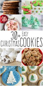 The Best Christmas Cookies Recipes