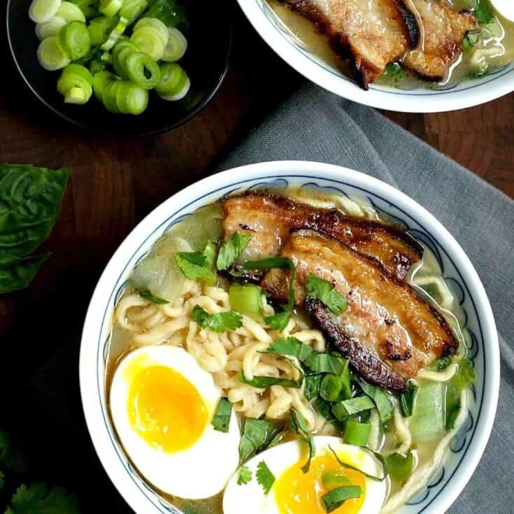 Pork Belly Ramen