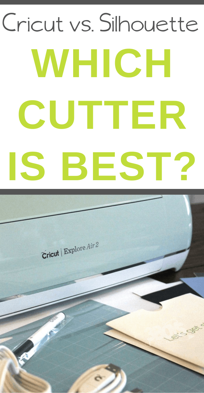 Cricut holds two at a time