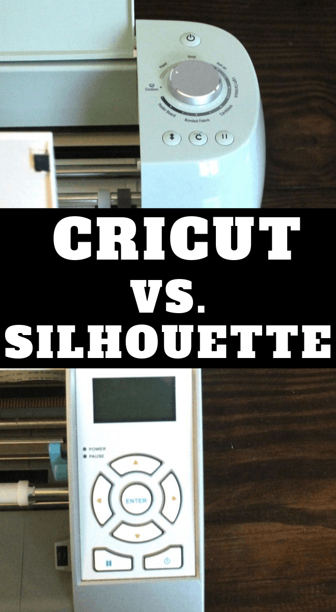 decide which is best for you cricut or silhouette