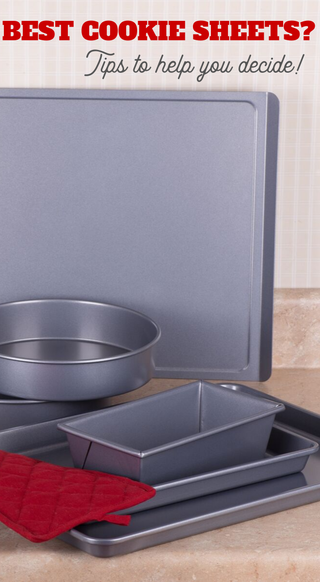 tips to help you determine which cookie sheets to buy