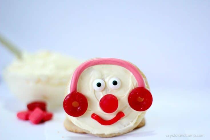 Easiest Way to Make Snowman Cookies