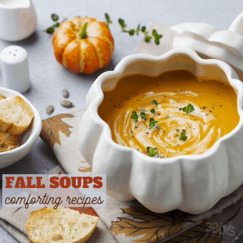 the best fall soup recipes