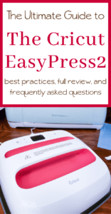 Cricut EasyPress2 review and faqs