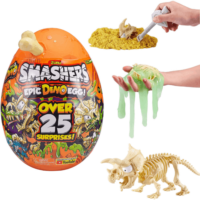 Dino-Smashers Epic Egg