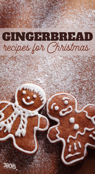 Gingerbread Recipes for Christmas