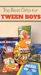 boys tween gift guide