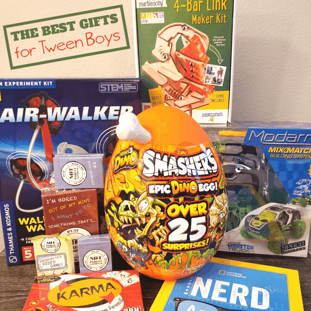 The Best Gifts for Tween Boys