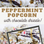 chocolate peppermint popcorn bark recipe