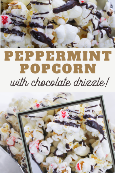 chocolate peppermint popcorn bark recipe