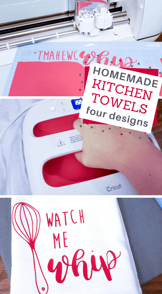 you can make these easy homemade kitchen towels