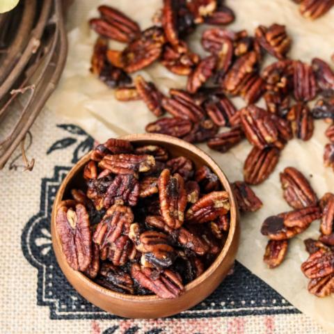 copycat trader joes sweet and spicy pecans