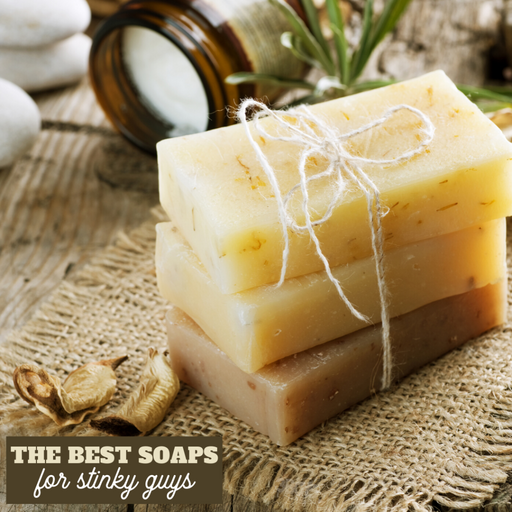 the best soaps for stinky guys