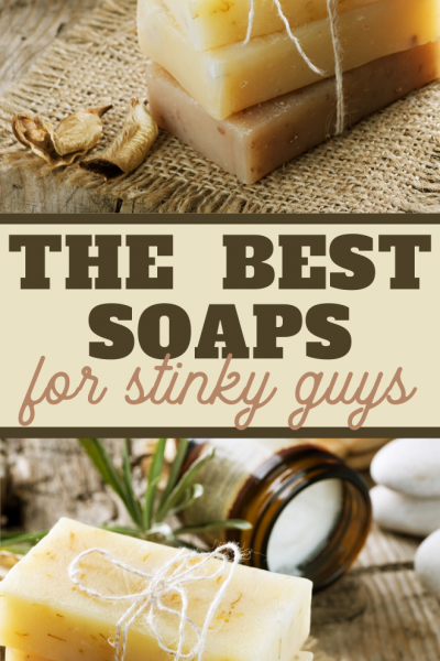 are your men using the wrong soaps