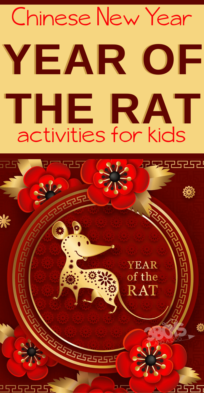 teach your children about the Year of the Rat