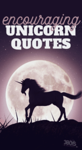 unicorn quotes to encourage you when life gets difficult