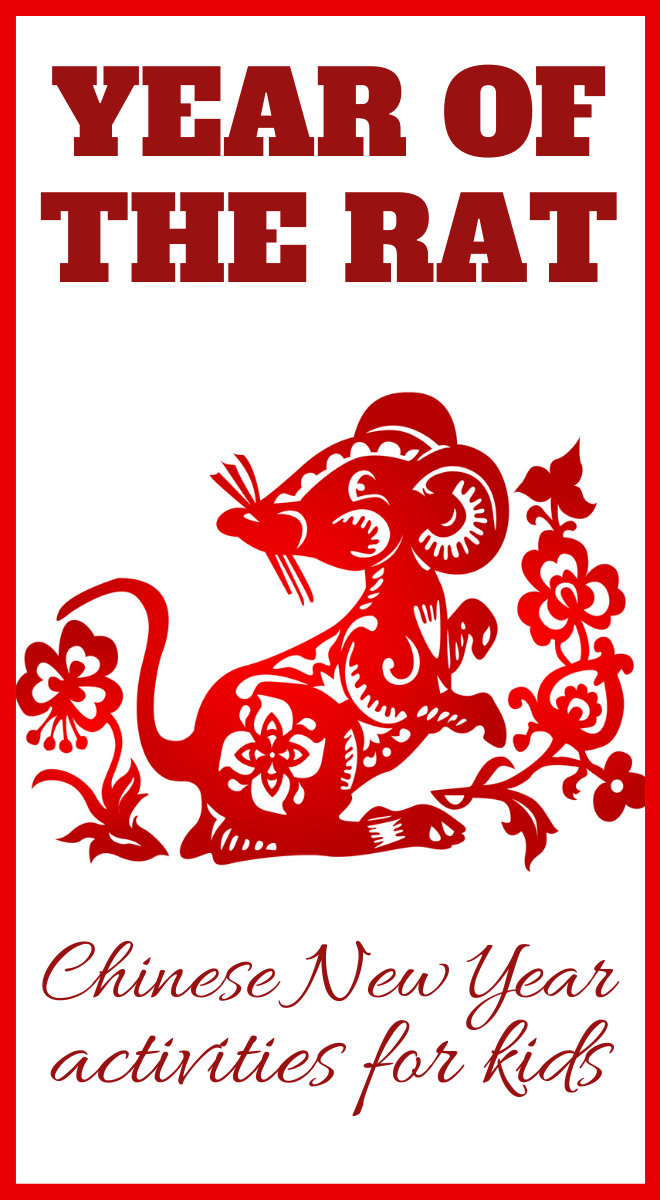 year of the rat activities for kids