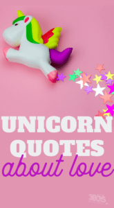 unicorn quotes that talk about magical love