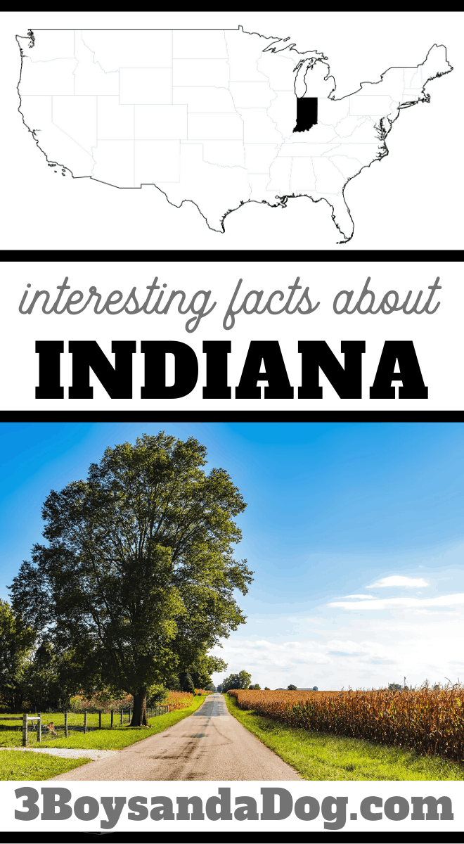 you may not know these five facts about the state of indiana