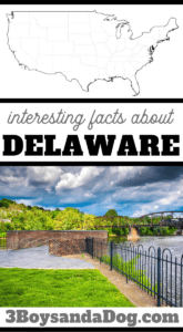 you may not know these five facts about the state of delaware