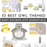 must have owl themed items for a new baby