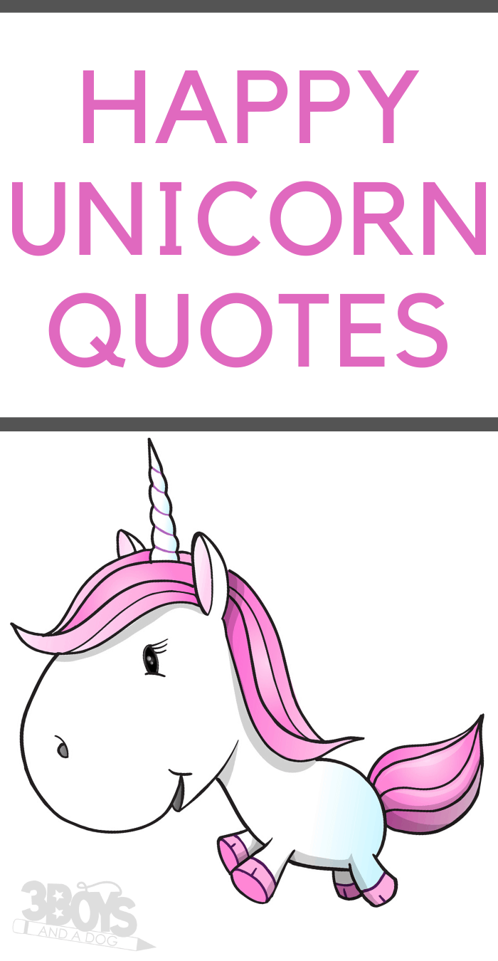 unicorn quotes about happiness