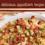 bacon cheeseburger baked dip recipe