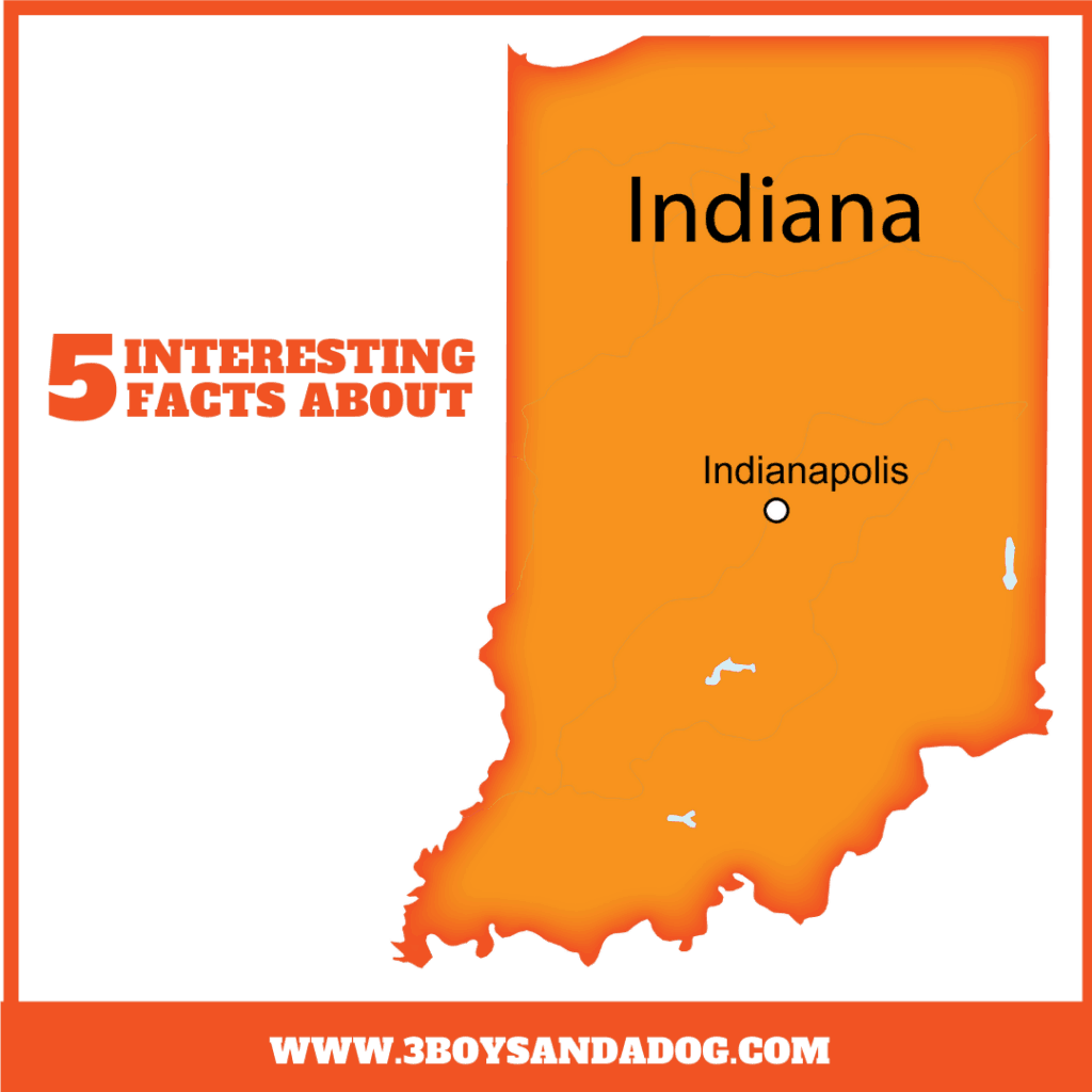 5 interesting facts about Indiana