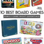 have the best family game night with these board games