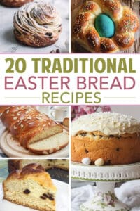 traditional easter bread recipes