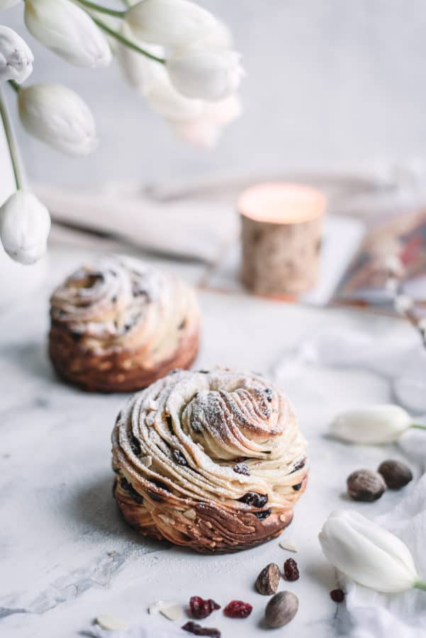 Easter Bread Kulich-Cruffin