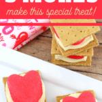 peeps smores dessert recipe for valentines day