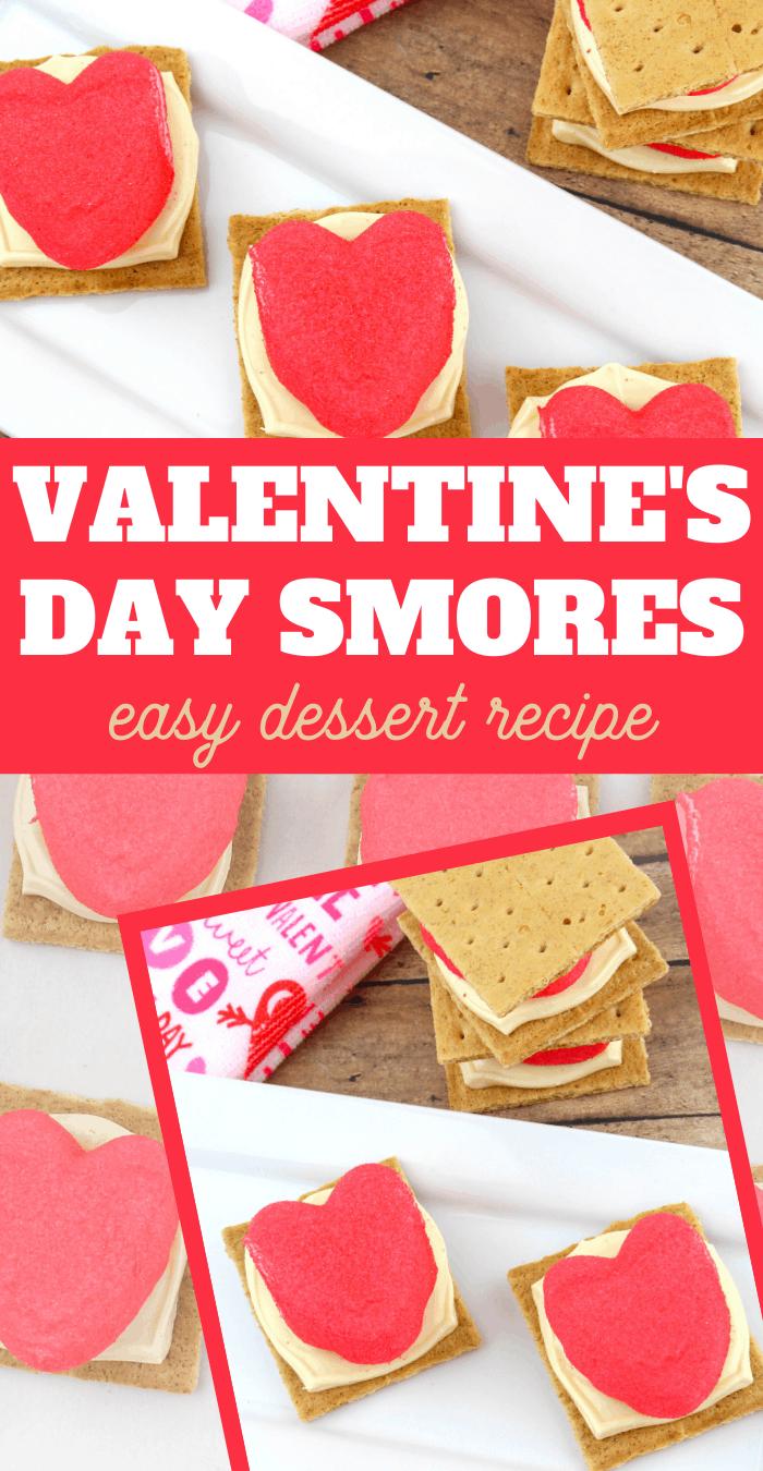 valentine smores recipe