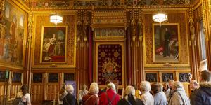 Houses of Parliament 360° virtual tour